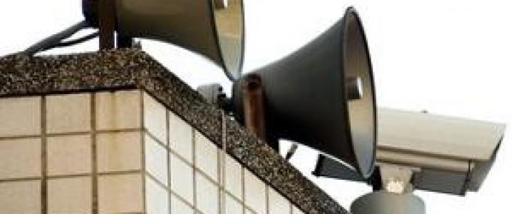 UF0899 Mantenimiento de las Instalaciones de Megafonía y Sonorización de Locales