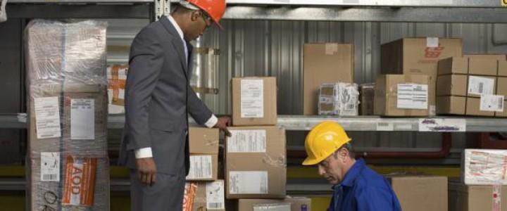 Curso gratis UF0928 Seguridad y Prevención de Riesgos en el Almacén online para trabajadores y empresas