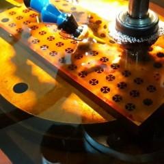 UF1009 Elaboración de Programas de CNC para la Fabricación de Piezas por Abrasión, Electroerosión y Procedimientos Especiales