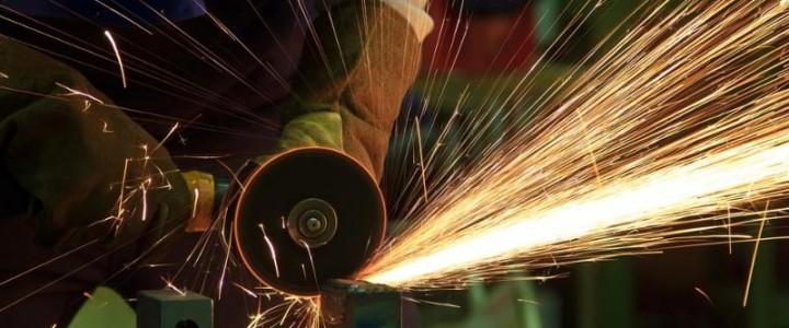 Curso gratis UF1010 Procesos Auxiliares de Fabricación en el Mecanizado por Abrasión, Electroerosión y Procedimientos Especiales online para trabajadores y empresas