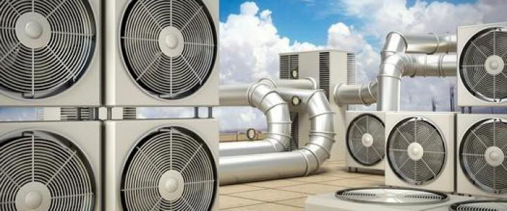 Curso gratis UF1106 Mantenimiento de Sistemas de Climatización online para trabajadores y empresas