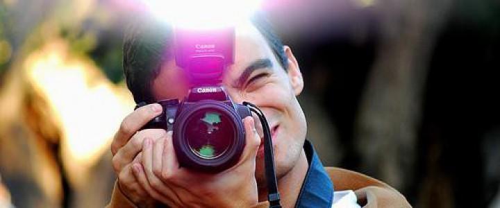 Curso gratis UF1208 Control de Calidad de la Toma Fotográfica online para trabajadores y empresas