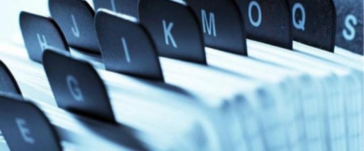 Curso gratis UF1468 Almacenamiento de la Información e Introducción a SGBD online para trabajadores y empresas