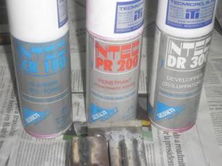 UF1540 Ensayo mediante Líquidos Penetrantes