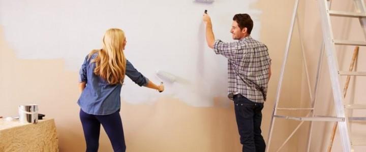 Curso gratis UF1550 Ajuste del Color y Acabados de Pintura Decorativa Convencional en Construcción online para trabajadores y empresas