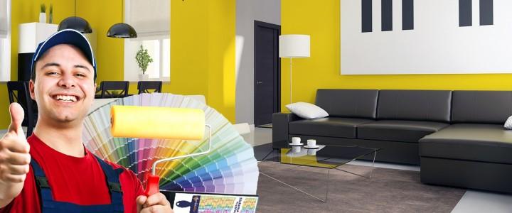Curso gratis UF1551 Acabados de Pintura de Alta Decoración en Construcción online para trabajadores y empresas