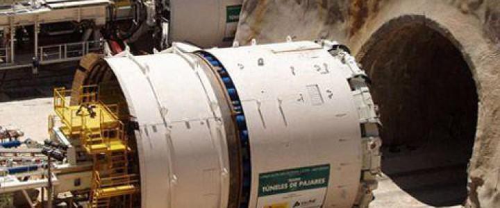 Curso gratis UF1579 Operaciones de Excavación y Sostenimiento con Tuneladora de Suelos online para trabajadores y empresas