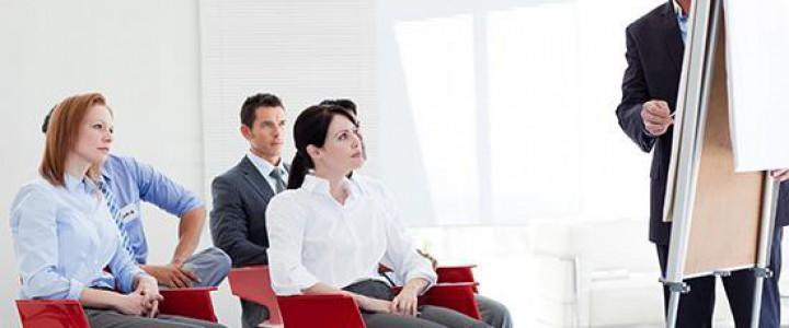 Curso gratis UF1645 Impartición de Acciones Formativas para el Empleo online para trabajadores y empresas