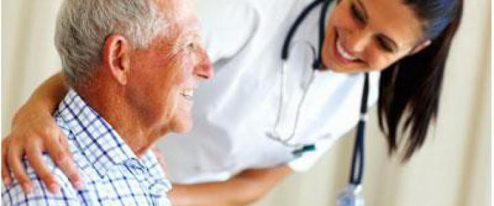 Curso gratis Conocimientos específicos del auxiliar de enfermería - conocer mejor al anciano online para trabajadores y empresas