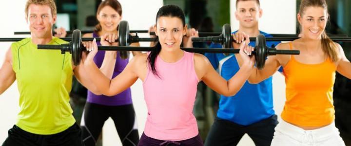 Curso gratis UF1707 Programación en Fitness Colectivo con Soporte Musical online para trabajadores y empresas