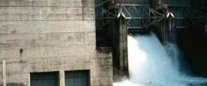 Curso gratis UF1772 Organización del Mantenimiento de Primer Nivel y Realización de Operaciones Básicas de Mantenimiento en Centrales Hidroeléctricas online para trabajadores y empresas