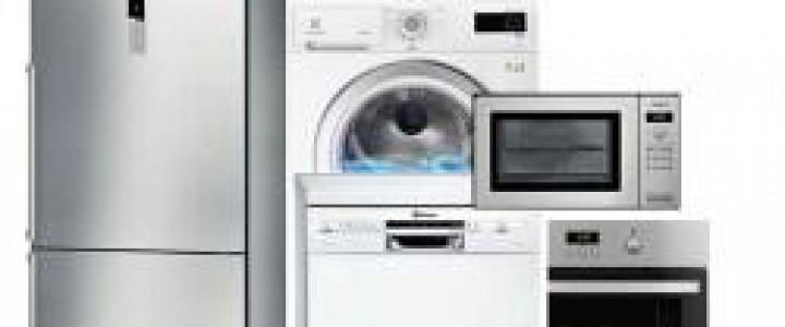 Curso gratis UF2239 Diagnosis de Averías en Electrodomésticos de Gama Blanca online para trabajadores y empresas