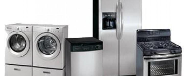 Curso gratis UF2240 Mantenimiento Correctivo de Electrodomésticos de Gama Blanca online para trabajadores y empresas