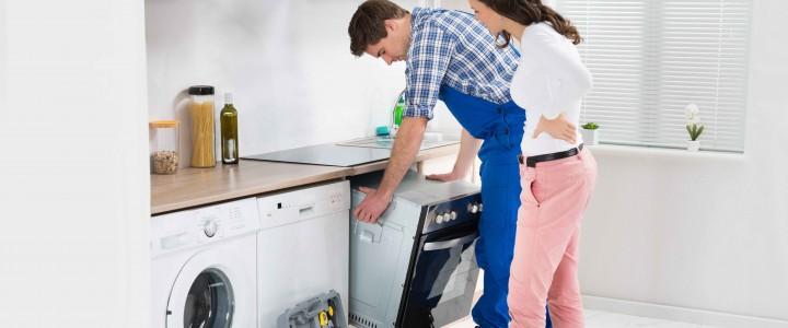 Curso gratis UF2245 Diagnosis de Averías en Pequeños Electrodomésticos y Herramientas Eléctricas online para trabajadores y empresas