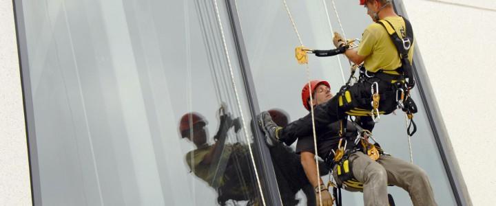 Curso gratis UF2344 Operaciones de Salvamento en Altura y en Espacios Confinados online para trabajadores y empresas
