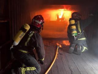 UF2346 Extinción de Incendios Urbanos e Industriales. Extinción de Incendios en Interiores