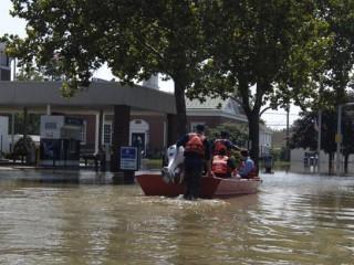 UF2349 Actuación en Sucesos por Fenómenos Naturales: Vendavales, Inundaciones y Riadas, Hundimientos por Efecto de Terremoto o Corrimientos de Terreno y Otros