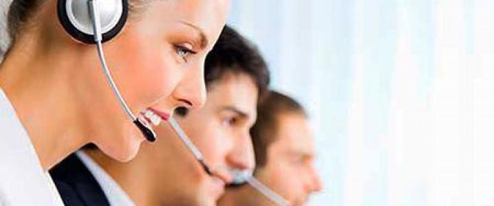 Curso gratis UF2720 Atención Telefónica en Inglés en un Servicio de Emergencias 112 online para trabajadores y empresas