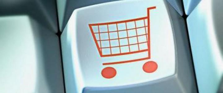 Curso gratis Venta on line. COMT0411 - Gestión comercial de ventas online para trabajadores y empresas