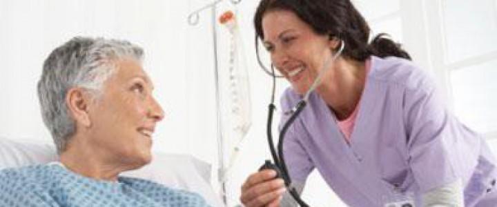 Curso gratis Cuidados de enfermería al paciente con trastornos psiquiátricos online para trabajadores y empresas