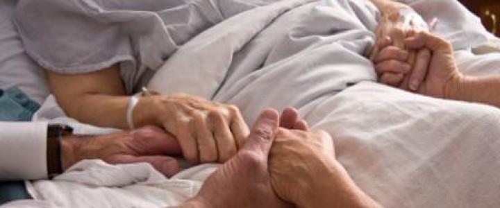 Curso gratis Cuidados paliativos online para trabajadores y empresas