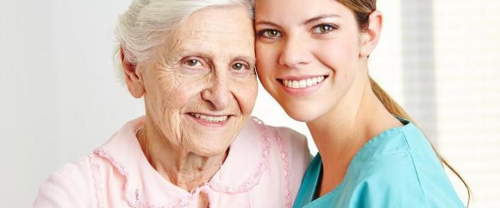 Curso gratis Guía básica de intervenciones en geriatría online para trabajadores y empresas