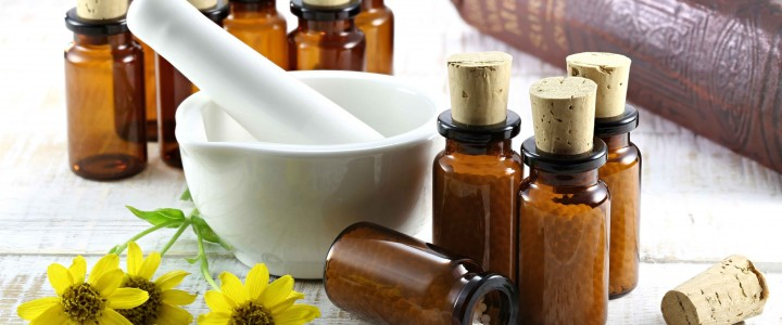 Curso gratis Técnico Profesional en Homeopatía, Fitoterapia y Nutrición online para trabajadores y empresas