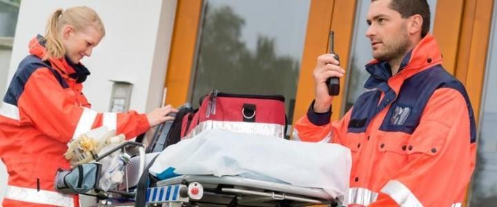 Curso gratis Práctico de Primeros Auxilios para Conductores de Ambulancia online para trabajadores y empresas