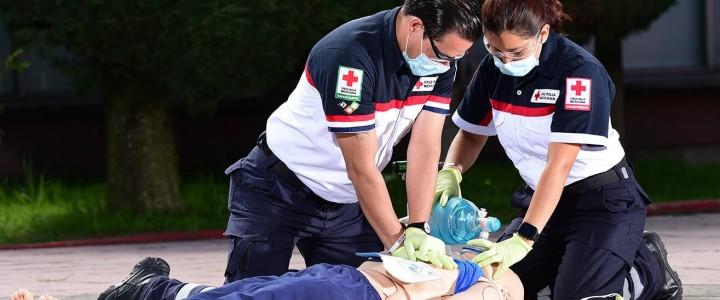 Curso gratis Práctico de Primeros Auxilios para Auxiliares de Enfermería online para trabajadores y empresas