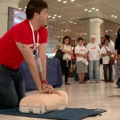 Curso Práctico de Primeros Auxilios para Cuidadores de Personas Dependientes