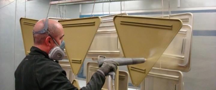 Curso gratis Técnico en Prevención de Riesgos Laborales y Medioambientales en Pintura online para trabajadores y empresas
