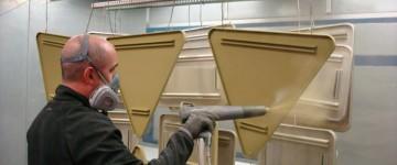 Técnico en Prevención de Riesgos Laborales y Medioambientales en Pintura