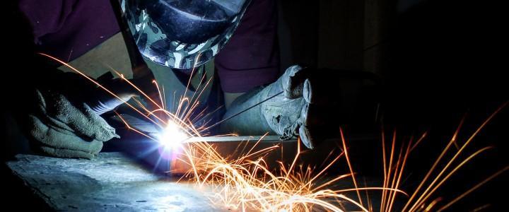 Curso gratis Técnico en Prevención de Riesgos Laborales en el Sector del Metal online para trabajadores y empresas