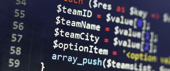 Curso gratis Técnico de Programación de Páginas Web con PHP (Servidor) online para trabajadores y empresas