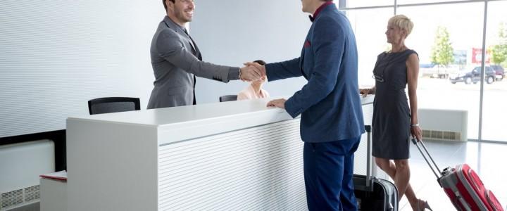 Curso gratis Jefe de Recepción online para trabajadores y empresas