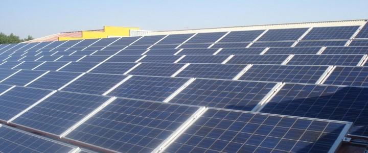 Curso gratis UF0150 Replanteo y Funcionamiento de Instalaciones Solares Fotovoltaicas online para trabajadores y empresas