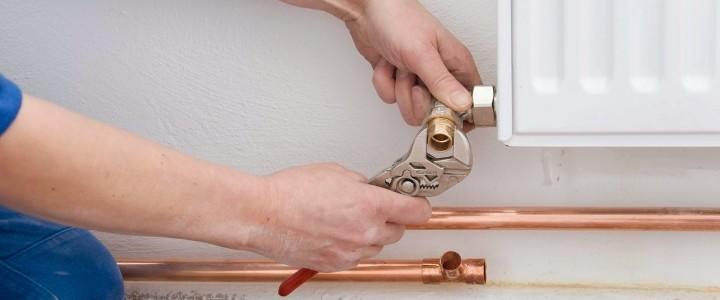 Curso gratis Instalador de Calefacción y Agua Caliente Sanitaria online para trabajadores y empresas
