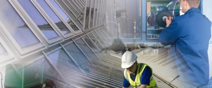 Curso gratis UF0568 Mantenimiento y Mejora de las Instalaciones en los Edificios online para trabajadores y empresas