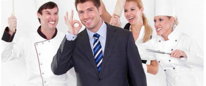 Curso gratis UF1092 Gestión y Control en Restauración online para trabajadores y empresas