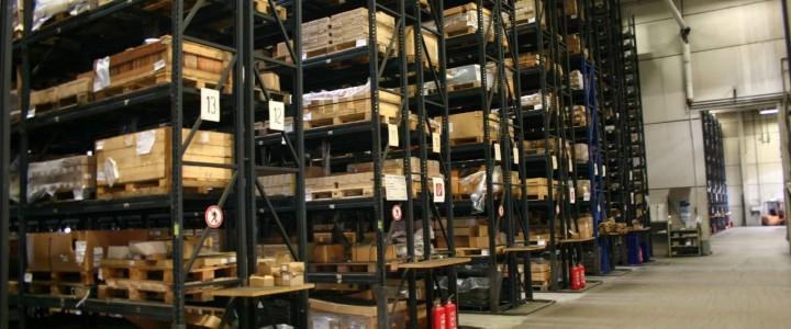 Curso gratis UF1349 Mantenimiento e Inventario del Subsistema Físico online para trabajadores y empresas