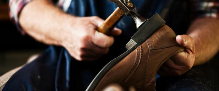 Curso gratis MF0440_1 Reparación de Calzado online para trabajadores y empresas