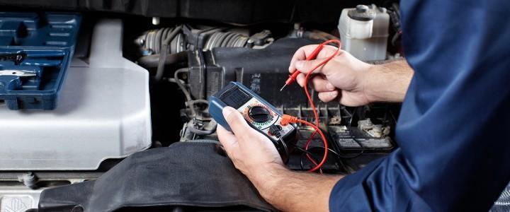 Curso gratis UF1099 Electricidad, Electromagnetismo y Electrónica aplicados al Automóvil online para trabajadores y empresas