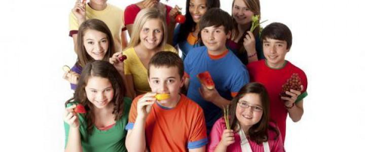 Curso gratis de Nutrición en Educación Secundaria online para trabajadores y empresas