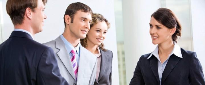 Curso gratis UF0520 Comunicación en las Relaciones Profesionales online para trabajadores y empresas
