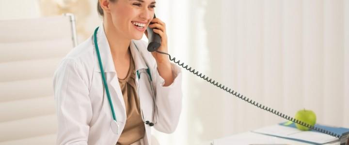 Curso gratis de Secretariado Médico online para trabajadores y empresas