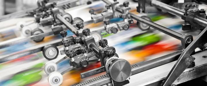 Curso gratis UF0246 Preparación y Ajuste de la Impresión Digital online para trabajadores y empresas
