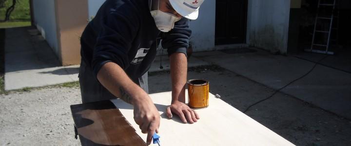Curso gratis UF0646 Aplicación de Pinturas e Imprimaciones Protectoras online para trabajadores y empresas