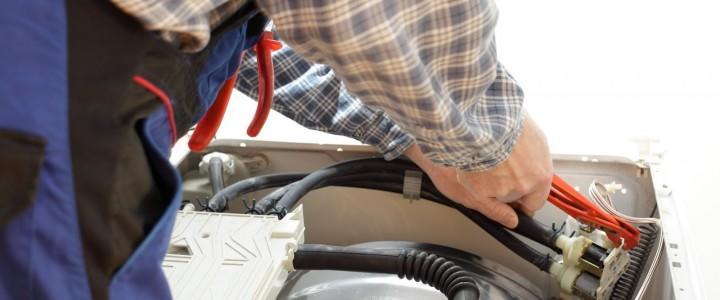 UF2243 Diagnosis de Averías en Electrodomésticos de Gama Industrial