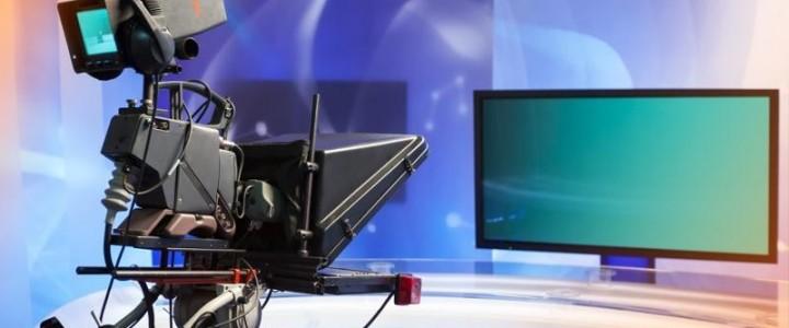 Curso gratis UF1976 Montaje de Sistemas de Producción Audiovisual en Estudios y Unidades Móviles online para trabajadores y empresas