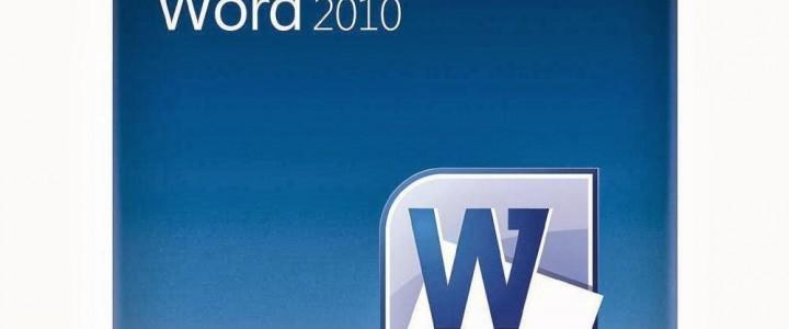 Curso gratis Microsoft Word 2010 online para trabajadores y empresas